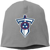 Sofia-Hat Men Women Tennessee Titans Football Logo Daily Beanie Hats (6 Colors)