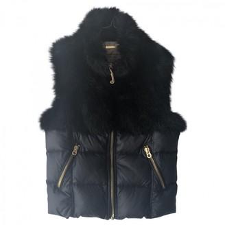 Juicy Couture Black Coat for Women