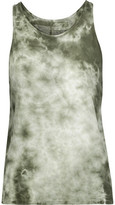 Enza Costa Tie-Dye Cotton Tank