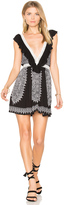Raga Ventura Ruffle Short Dress
