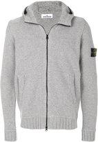 Stone Island Maglia zipped-up hoodie