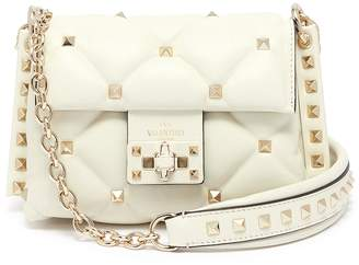 Valentino 'Candystud' mini quilted leather shoulder bag