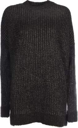 Saint Laurent Over Lurex Sweater