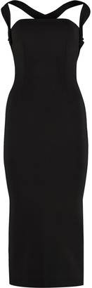 Dolce & Gabbana Knitted Longuette Dress