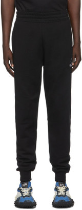 Études Black Tempera Logo Lounge Pants
