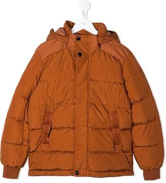 C.P. Company Kids Goggles Padded Jacket