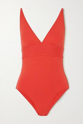 Eres Les Essentiels Larcin Swimsuit - Red