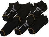 Gold Toe GoldToe 6-pk. Ultra Tec No Show Socks- Boys