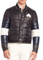 Bally Long Sleeve Quilted Jacket
