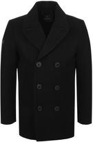 Superdry Rookie Merchant Peacoat Jacket Black