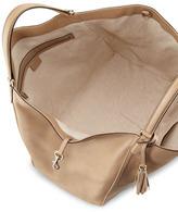 Gucci Soho Large A-Shape Hobo Bag, Cream