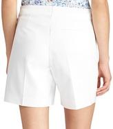 Chaps Women's Stretchy Cotton Shorts