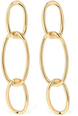FEDERICA TOSI Bolt Chain Earrings
