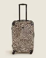 "Rebecca Minkoff 28"" Leopard Kate Upright Spinner"
