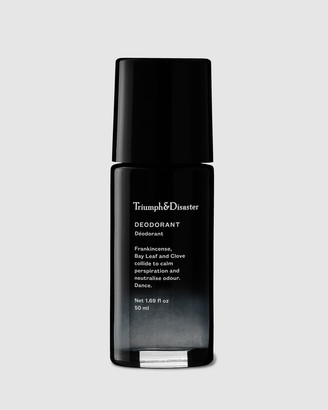 Triumph & Disaster Spice Natural Deodorant