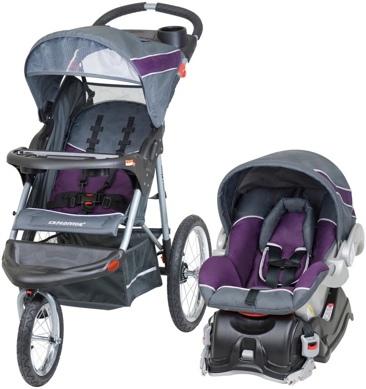Baby Trend Expedition Jogger Travel System - Phantom - One Size