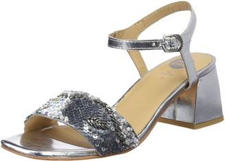 GIOSEPPO Women's 45283 Open Toe Heels
