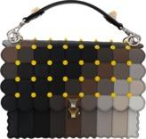 Fendi Kan I Intarsia Stud Bag
