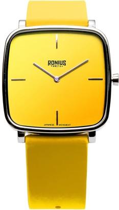 Ronius Llc Classic Ronius Punctua Yellow Banana