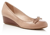 Cole Haan Tali Demi Wedge Pumps