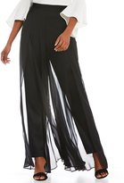 Eliza J Fly Away Chiffon Pant
