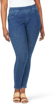Foxcroft Uptown Stretch Pull-On Jeans