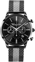 Thomas Sabo Rebel Spirit Total Black Mesh Men`s Chrono Watch
