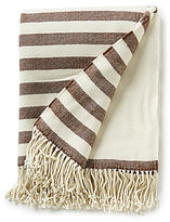 Southern Living Caleb Striped Throw Blanket
