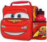 Disney Kids Children 3D Lunch Box Bag With Sport Water Bottle