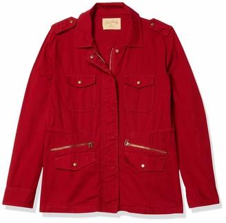 Velvet by Graham & Spencer Women's Ruby Army Jacket