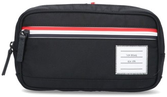Thom Browne Front Zip Belt Bag