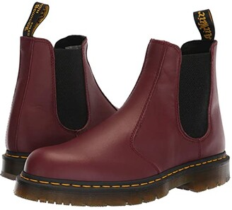 Dr. Martens Work 2976 Chelsea SR Boot (Black) Work Boots