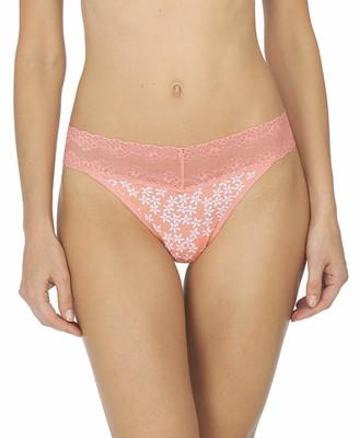 Natori Women's Bliss Perfection One Size Thong