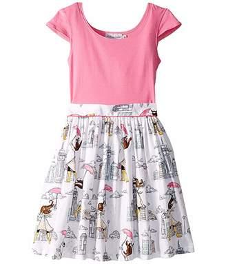 fiveloaves twofish Maddy London Girl Dress (Toddler/Little Kids/Big Kids)