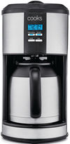 Cooks 10-Cup Thermal Carafe Coffee Maker