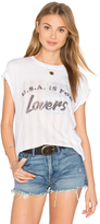 The Laundry Room USA Is For Lovers Rolling Tee