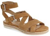 Marc Fisher Women's 'Alysse' Flat Sandal