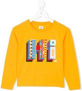 No Added Sugar Hi print sweatshirt