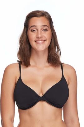 Esky Skye Women's So Soft Hilary D-Cup Underwire Bikini Top