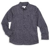 Burberry Little Boy's & Boy's Fred Printed Button-Front Shirt