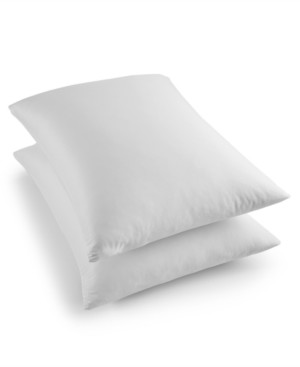 Protect A Bed Protect-a-Bed AllerZip Smooth Twin Pack Queen Pillow Protectors