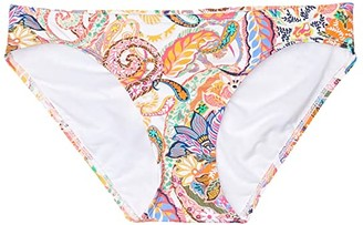Lauren Ralph Lauren Majestic Paisley Hipster Bikini Swimsuit Bottoms (Multi) Women's Swimwear