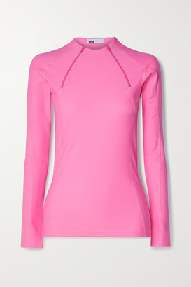 GmbH Ande Stretch-jersey Top - Pink