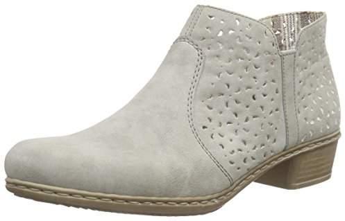 Rieker Women's M0785 Ankle Boots, (Grey / 40)