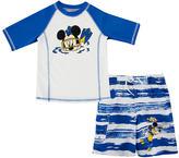 Babies 'R' Us Babies R Us Disney Boys 2 Piece Mickey Mouse Swim Set - Snorkel