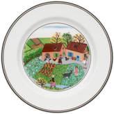 Villeroy & Boch Design Naif Appetizer/Dessert Plate #5 - Family Farm 6 3/4 in