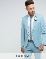 Noose & Monkey Super Skinny Wedding Suit Jacket