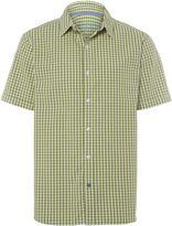 White Stuff Heartland Check Short Sleeve Shirt
