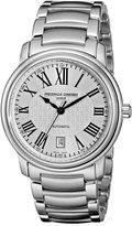 Frederique Constant Ferique Constant Men's FC303M4P6B3 Classics Stainless Steel Bracelet Dial Watch