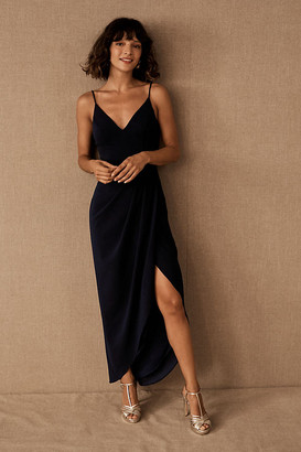 BHLDN Caron Dress By in Blue Size 0